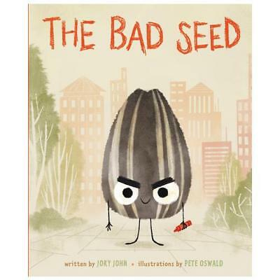 The Bad Seed by Jory John (author), Pete Oswald (illustrator)