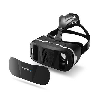 BlitzWolf BW-VR3 3D VR Glasses Headset for iphone 8,8+ iphone X Xiaomi Samsung