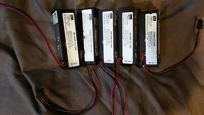 Hes  5200   door strike   5pc for  1 price used  tested !!! 5200-12/24D