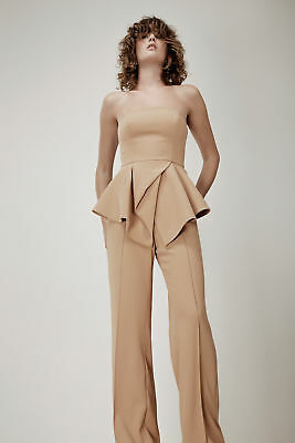 NEW Women's Bustiers Flawless Bustier Tan By C/Meo Collective