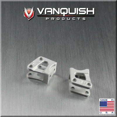 VPS04722 Vanquish Products Wraith Lower Shock Link Mount Set Red 2