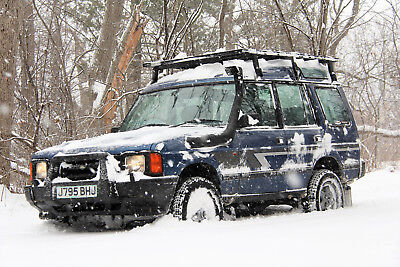 1980 Land Rover Discovery  1992 Land Rover Discovery diesel - RHD