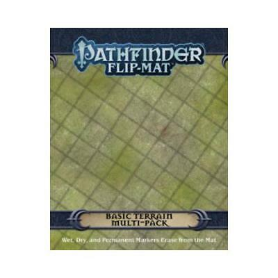 Pathfinder Flip-Mat: Basic Terrain Multi-Pack by Jason A. Engle (author), Pai...