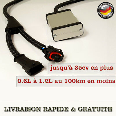 BOITIER ADDITIONNEL JEEP GRAND CHEROKEE 2.7 CRD 163 CH PUCE EPROM