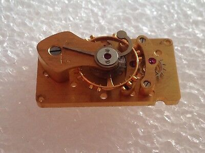 Chelsea Clock Platform Escapement  #24   *Clean* Great Condition