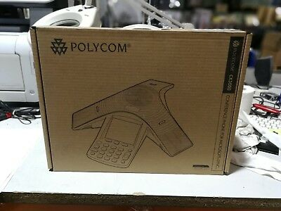 Polycom CX3000 Conference Phone For Microsoft Lync / Skype
