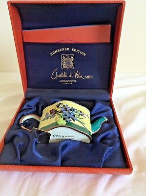 Charlotte Di Vita Teapot (Numbered Limited Edition)