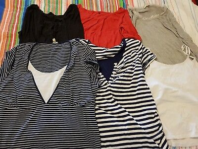 Maternity Clothes Size 20