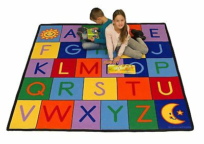 Learning Carpets CPR 762 Alphabet Grid