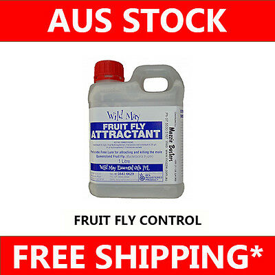Wild May 1L Fruit Fly Control Organic