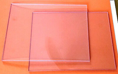 NEW ✿ 2 Generic Cutting & Embossing B Spacer Plates Mats ✿ Cuttlebug Sizzix