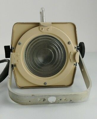 Vintage Photography Light Photogenic Machine Co. AD11SC Steampunk Industrial