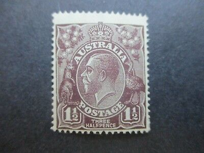 KGV Stamps (Mint): SINGLE WMK - Singles -  Must Have! (C1207a)