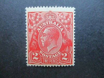 KGV Stamps (Mint): SINGLE WMK - Singles -  Must Have! (C1213a)