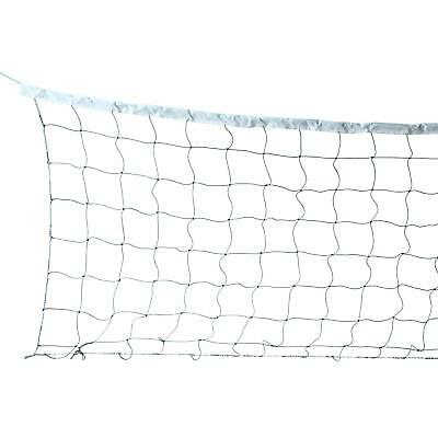 32X3FT Volleyball Net With Steel Cable Rope Outdoor/Indoor Official Size sportAM