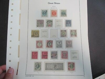 UK Stamps: High End Collection Mint and Used on pages AMAZING Must see!   (R128)