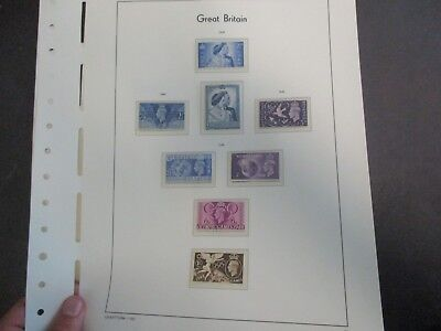 UK Stamps: High End Collection Mint and Used on pages AMAZING Must see!   (R146)
