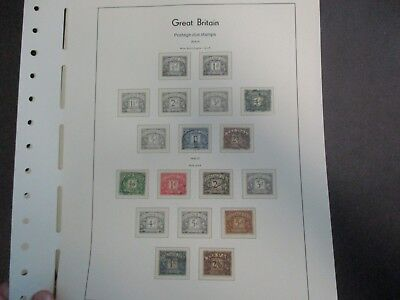 UK Stamps: High End Collection Mint and Used on pages AMAZING Must see!   (R149)