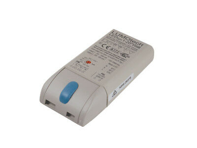 Lumotech L05016i, Constant Current Dimmable LED Driver 20W 3  32V 0.25  1 A 2