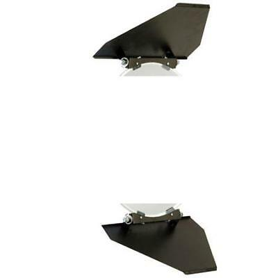 "Photogenic 2-Leaf Trapezoidal Barndoor Set for the 24"" Glamour Reflector #957996"