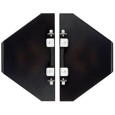"2-way Trapezoid Shaped Barndoors for the 16"" Reflector. (PL16B) #916625"
