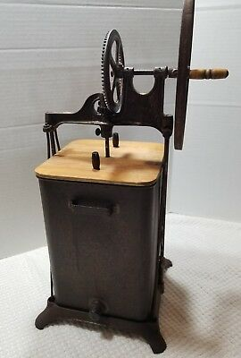 Vintage Antique - Dazey Butter Churn With Patent Date Of 1917