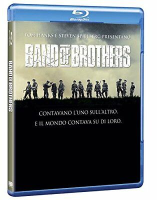 Band Of Brothers - Fratelli Al Fronte (6 Blu-Ray) HBO