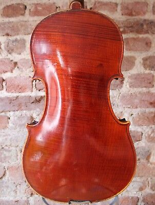 A Very Nice Old French Violin ! NO RESERVE !!!