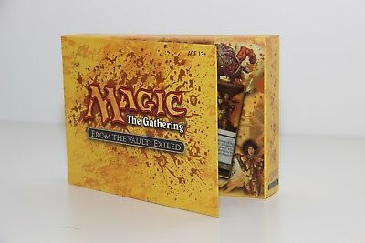 Cofanetto carte Magic MTG From The Vault Exiled NEW SEALED