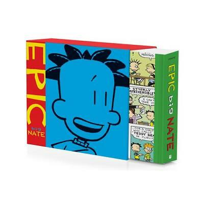 Epic Big Nate by Lincoln Peirce