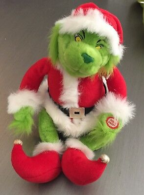 How the Grinch Stole Christmas Beverly Hills Teddy Bear Grinch Dr Suess