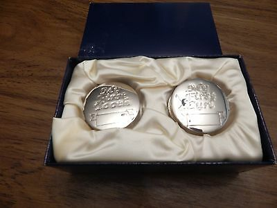 Things Remembered Engraveable My First Tooth & First Curl Silver Keepsake Boxes