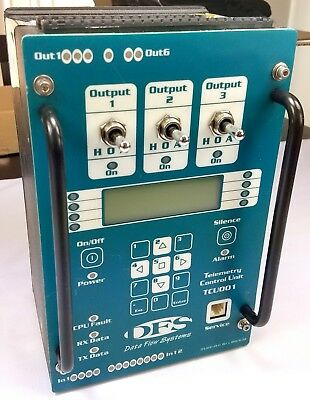 Data Flow Systems DFS TCU001 Automated Pump Telemetry Control Unit With Warranty