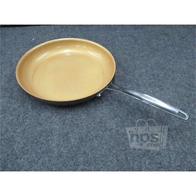 "Nuwave 12"" Hard-Anodized Aluminum Ceramic Duralon Non-Stick Fry Pan 32124"