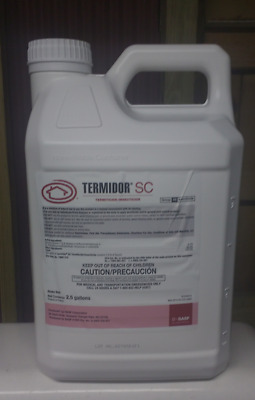 Termidor SC 2.5 Gallon Sealed