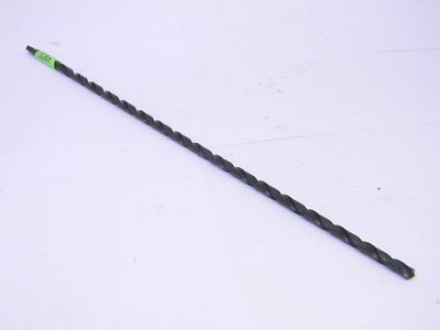 """Used Hss Straight Shank Extended Twist Drill 5/32"""" (.1563)"""