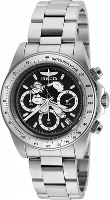 Invicta 24482 Character Collection Men's 39.5mm Chrono Stainless Steel Watch