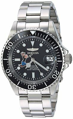Invicta 24486 Character Collection Men's 40mm Stainless Steel Automatic Watch