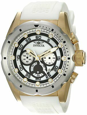 Invicta 20308 Speedway Men's 50mm Chronograph Gold-Tone Stainless Steel Watch