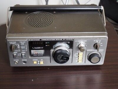 Kenwood R1000 Communications Receiver