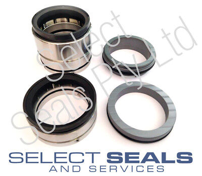 Grundos Pump Mechanical Seals  S.2.100.200 - 550. 66M. D.338. GND