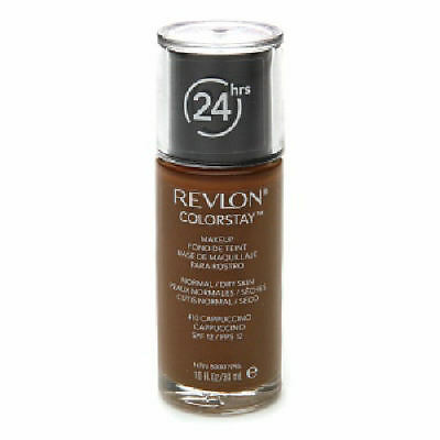 1 X Revlon Colorstay Foundation 24 Hr Wear Makeup ❤ Normal/dry 410 Cappuccino ❤