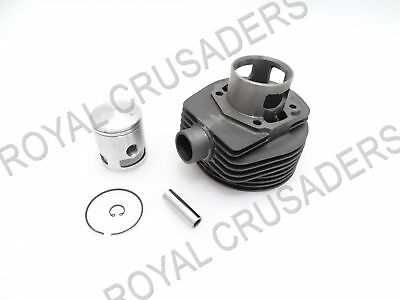 New Vespa Px Lml Cylinder Barrel Piston Kit 5 Port 150Cc #vp66