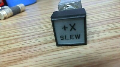 SLEW Control Switch   X 3P DT Iluminated