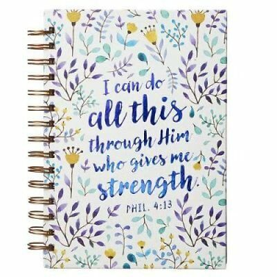I Can Do All This Through Him by Christian Art Gifts Inc 9781432119775