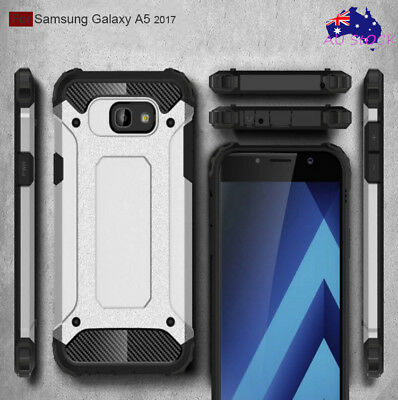 For Samsung Galaxy A5 2017 Case Heavy Duty Rugged Shockproof Soft Bumper Cover