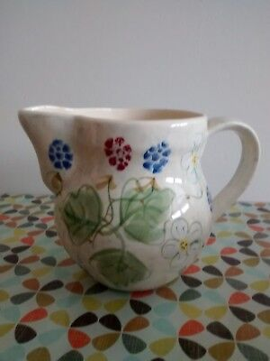 Laura Ashley Limited Edition 1993 40th  Anniversary One Pint Jug