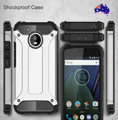 0e8fbfdb6af Moto G5S Plus Case Genuine SPIGEN Rugged Armor Resilient Soft Cover for  Motorola.