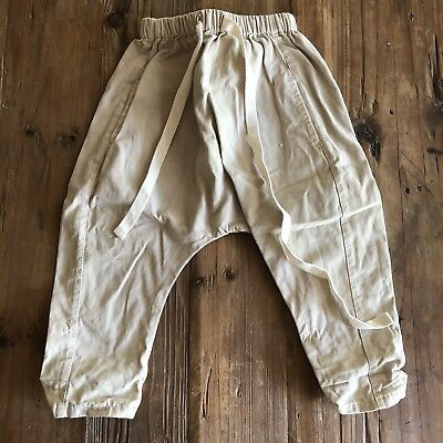 Baby / Toddler Bassike Mini Chino Pants Size 0 Unisex