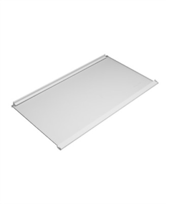 Part#818557 GLASS SHELF 635 White trim. All Offers Considered